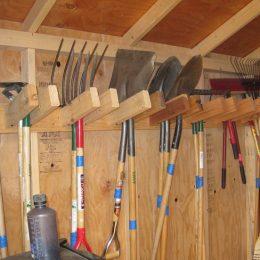 DIY Garage Storage