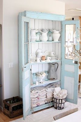 DIY Cupboards