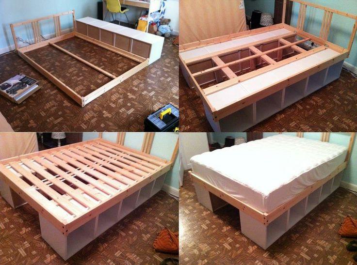 Как сделать подиум-кровать