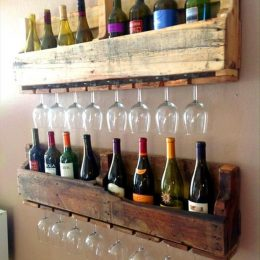 Pallet Wall Decoration