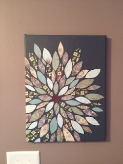 DIY Wall Canvas