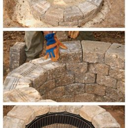 DIY Fireplace