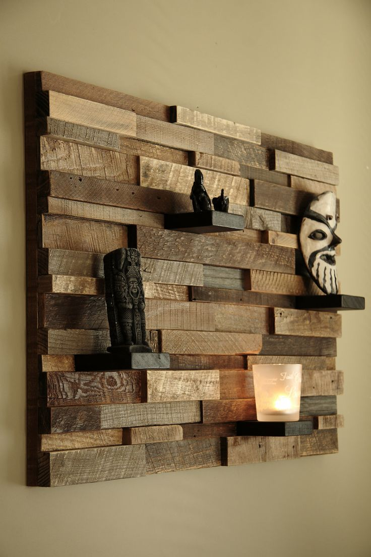 Pallet Wall Decoration Decor Ideas